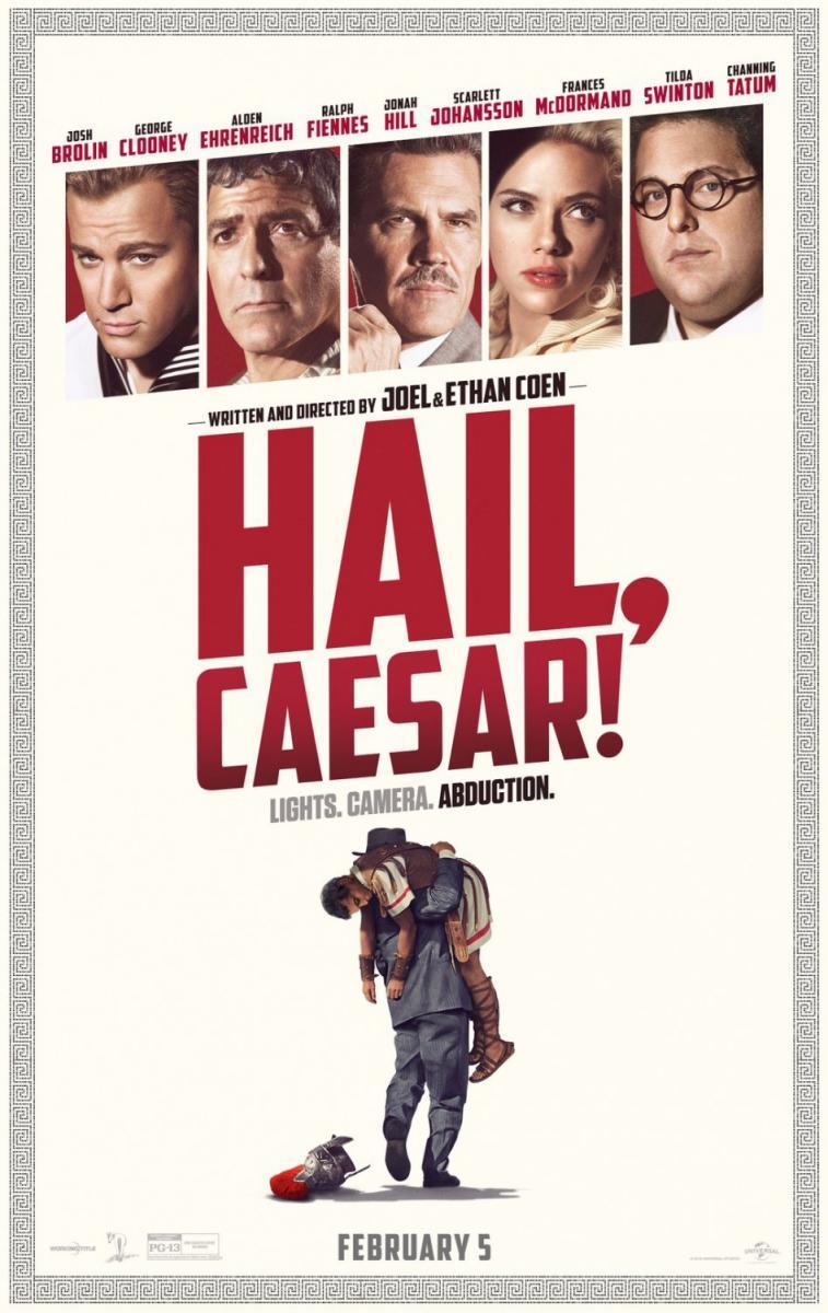 ¡Ave César!