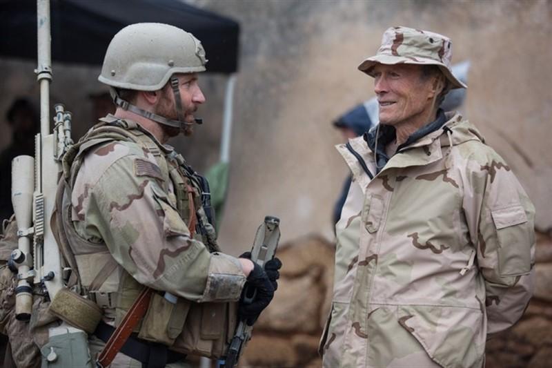 Francotirador de Clint Eastwood